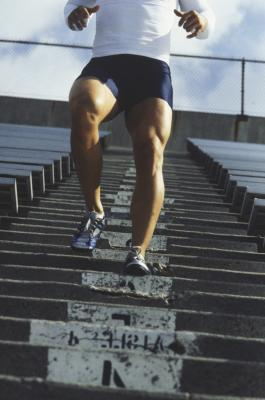 Stair Case Workout