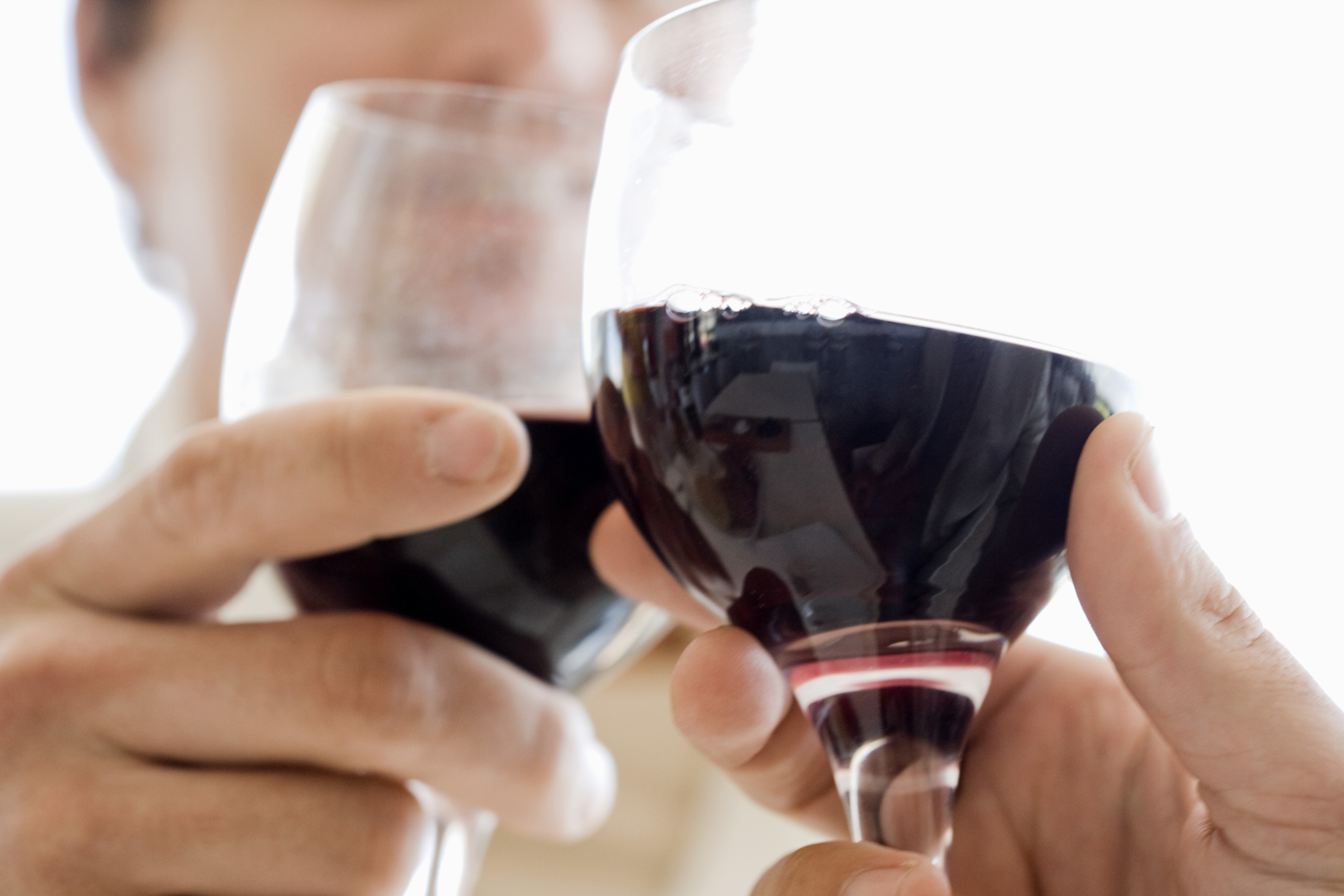 Alcoholics may be at risk for a vitamin B-12 deficiency.