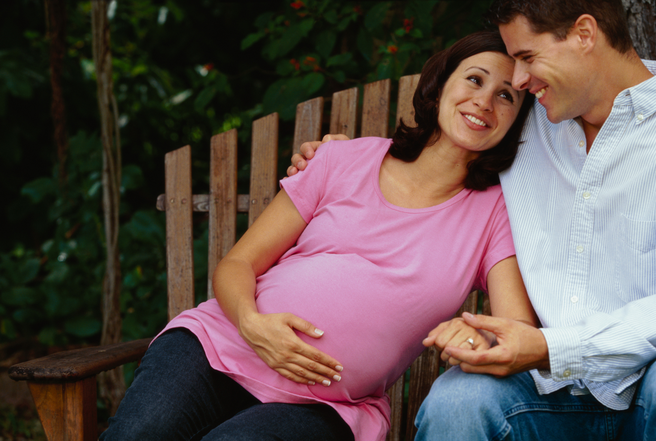 Pregnant wife: how to behave husband