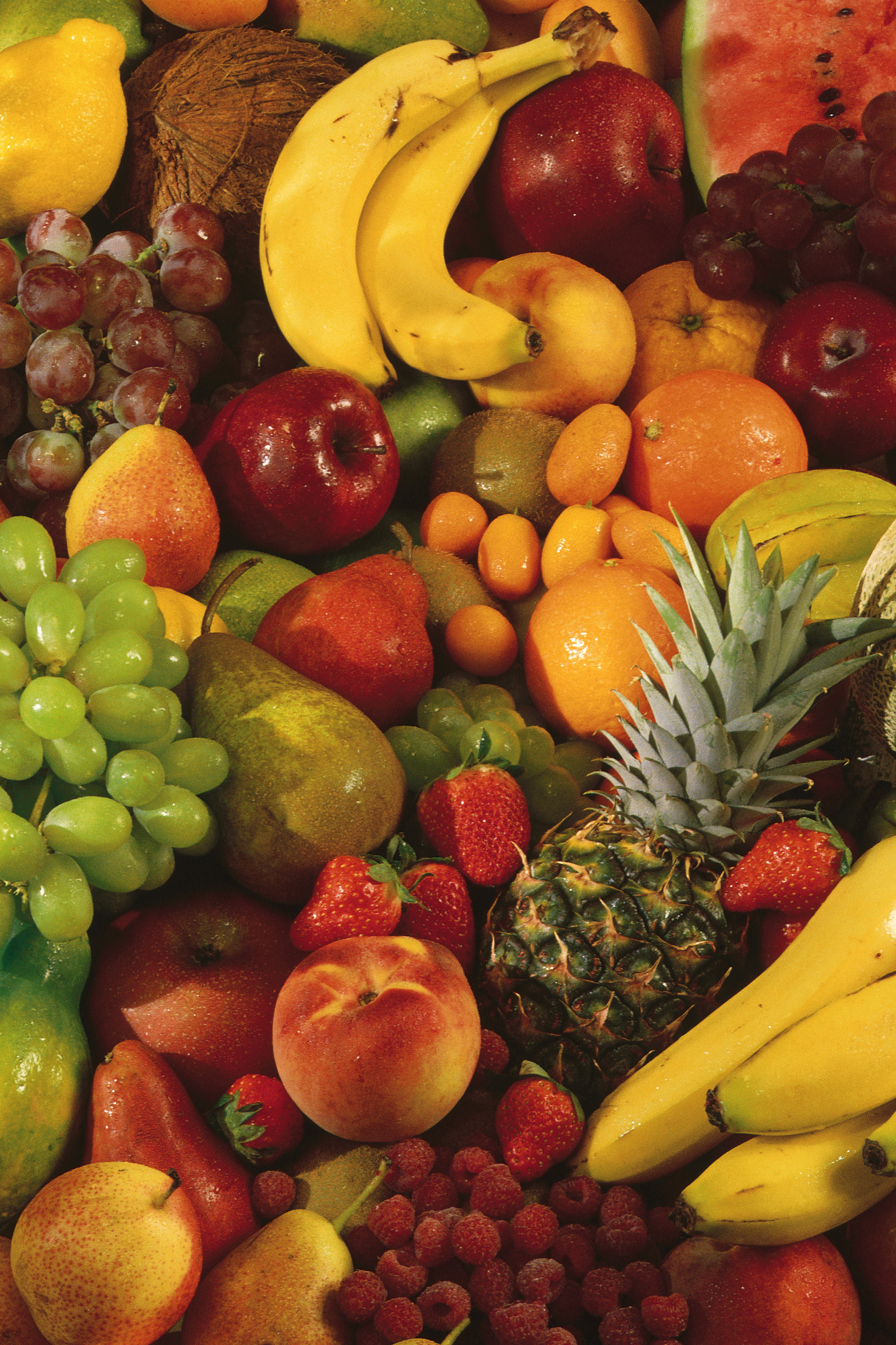 Eat a rainbow of foods to get all the antioxidants.