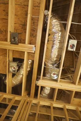 How To Drywall Around Air Conditioning Ducts