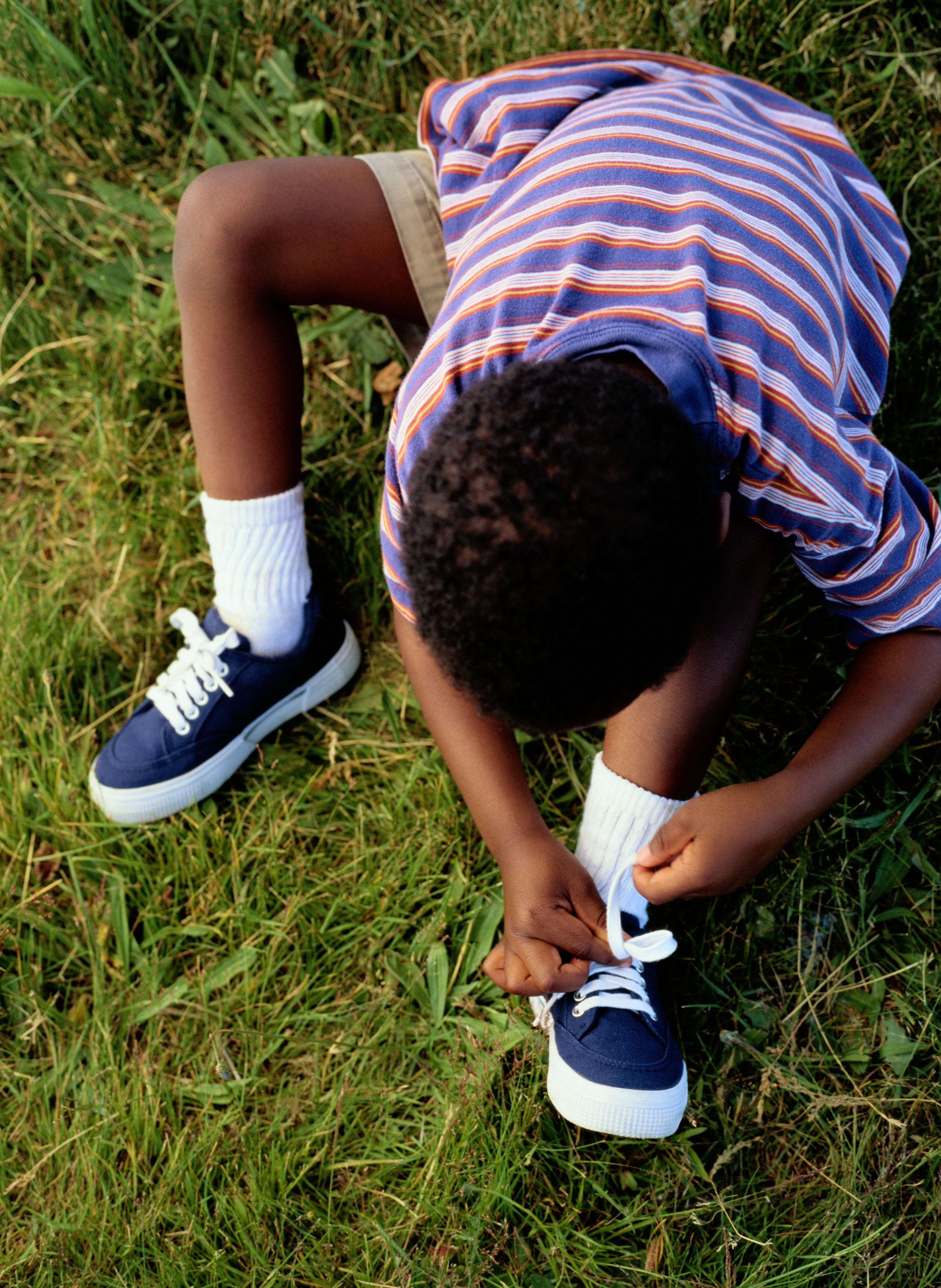 How To Teach A Child To Tie Shoes How To Adult