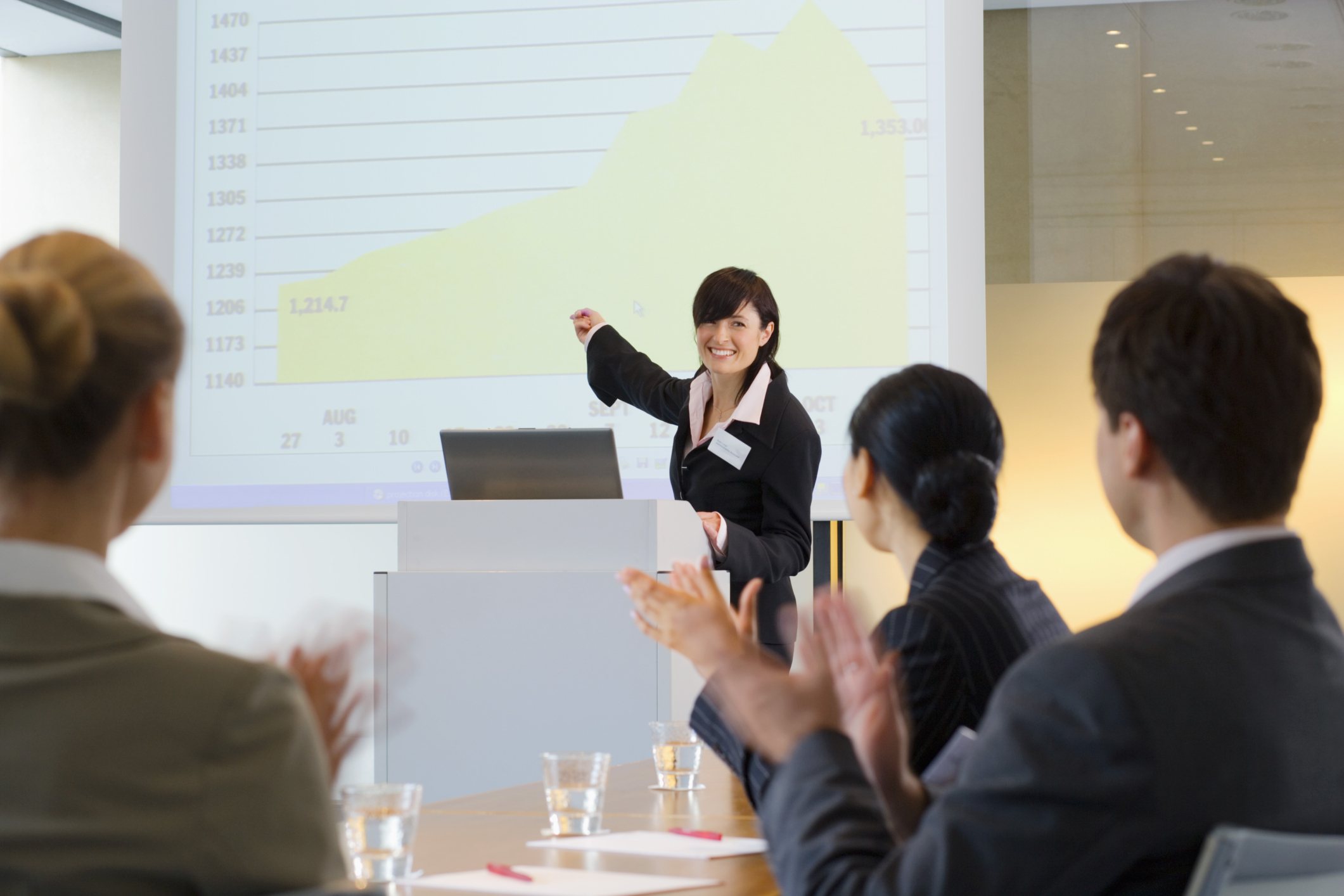 How to Introduce Teammates During a Presentation | Your Business