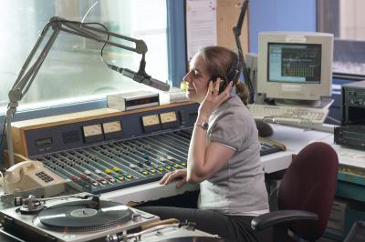 Radio And Television Broadcasting ten degree