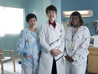Nurse manager or leader play a role in the reengineering of health care
