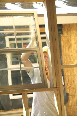 How To Install A Window Without Nailing Fins Home Guides