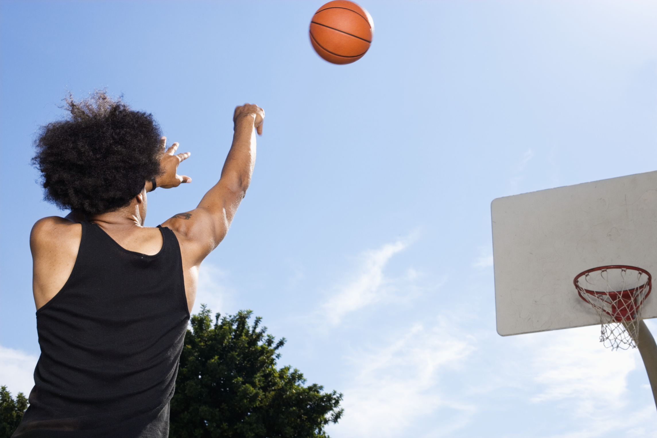 The Physics of Shooting a Basketball