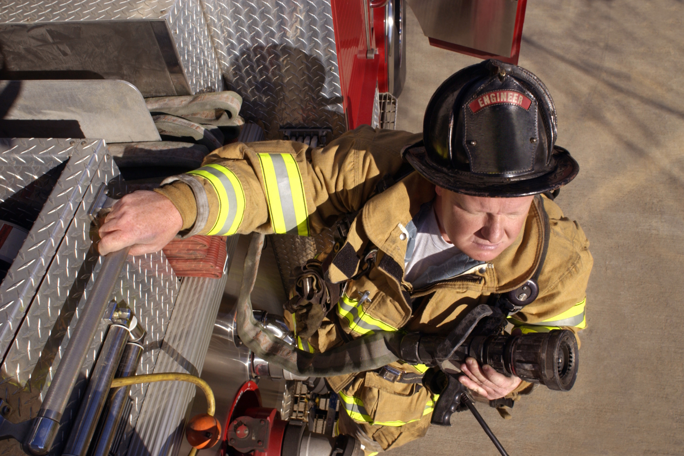 What Kinds of Benefits Do Firefighters Get? | Bizfluent