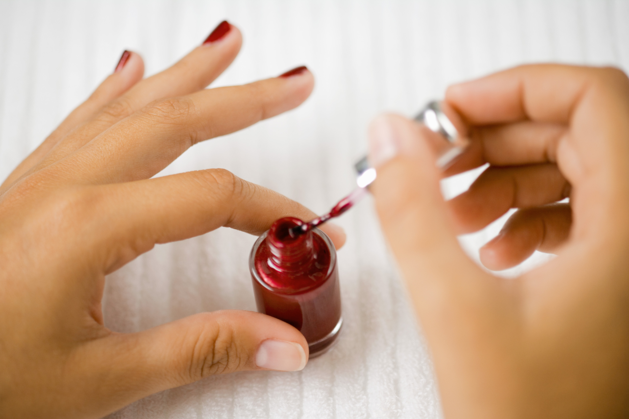 Food or Vitamins for Nail Strengthening | LIVESTRONG.COM