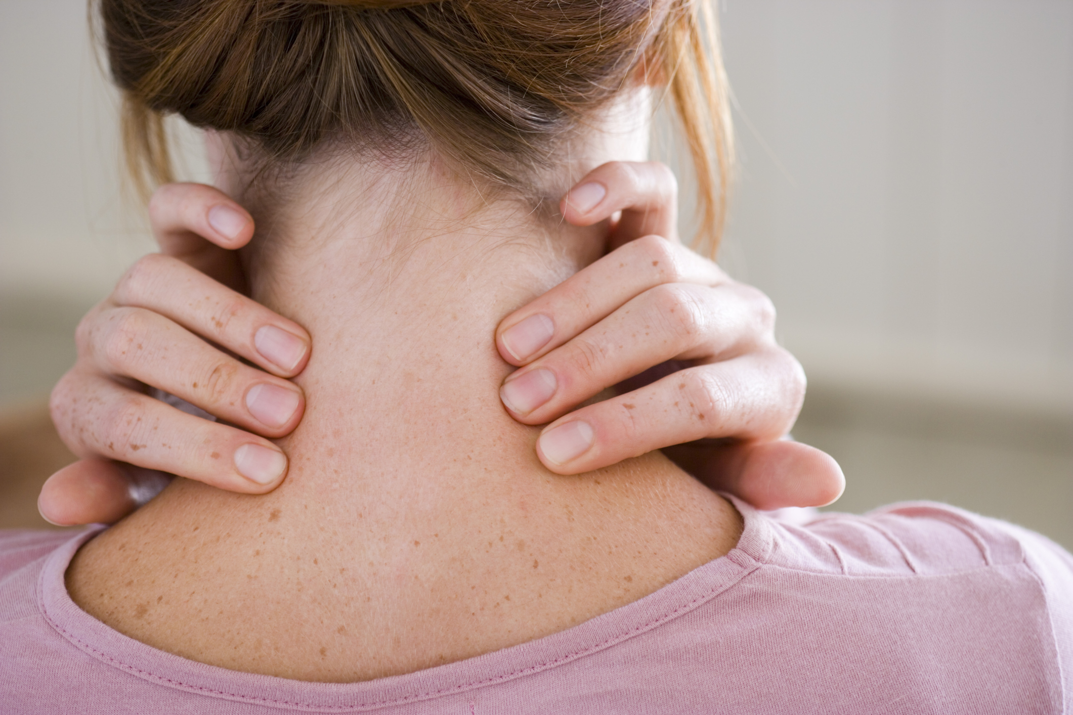 How To Get Rid Of Pimples On Your Neck Livestrong