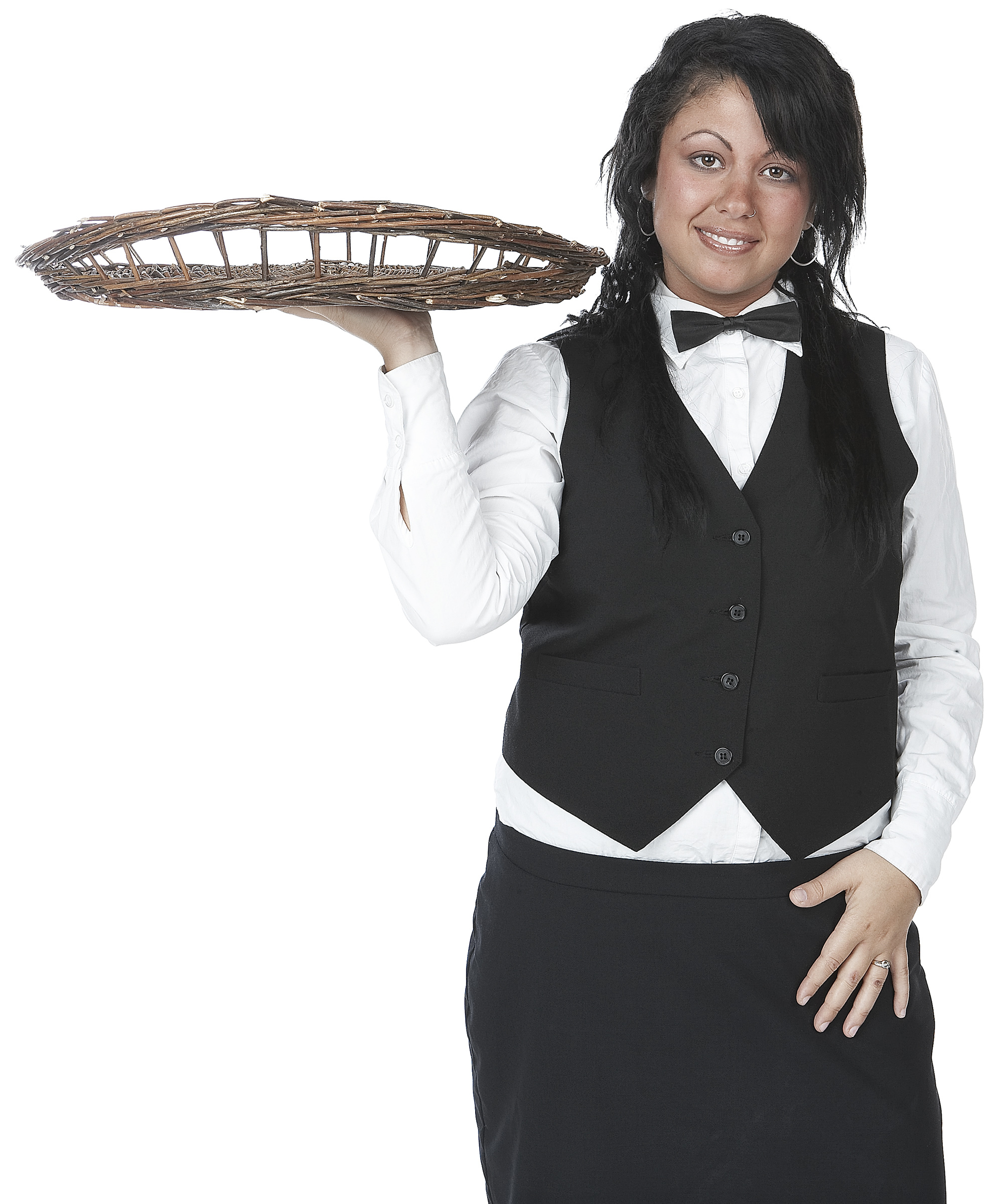 How to Be a Good Waitress and Make Excellent Tips | Bizfluent
