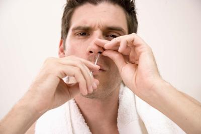 Dry Nasal Mucus | LIVESTRONG.