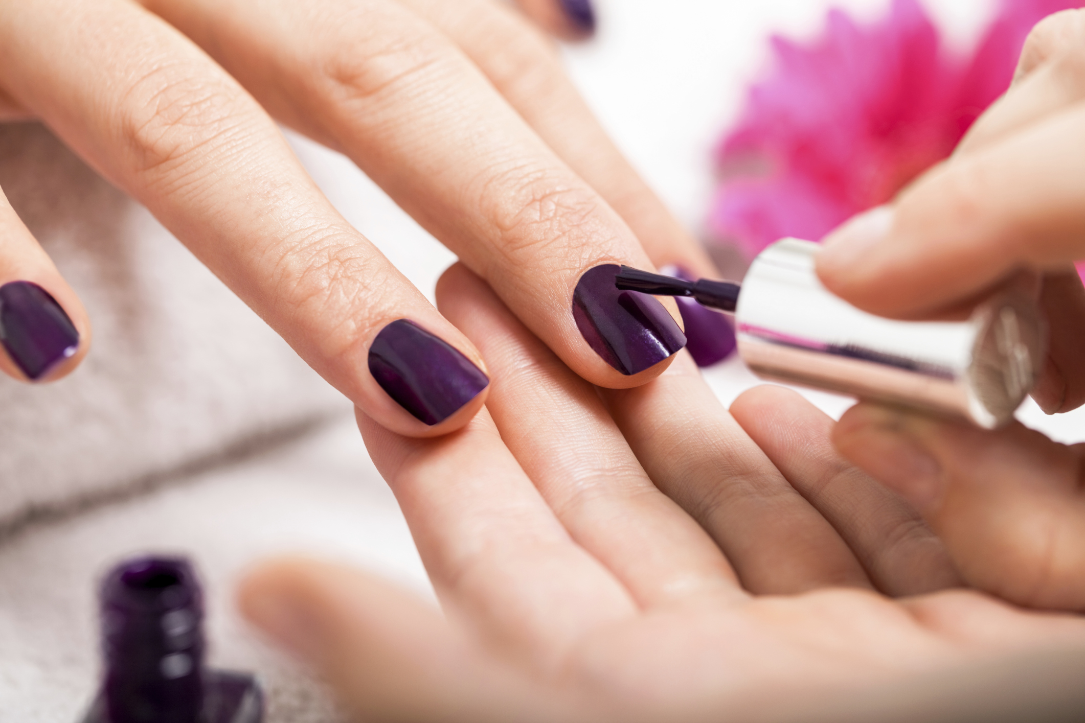 The Effects of Nail Polish Ingredients | LIVESTRONG.COM