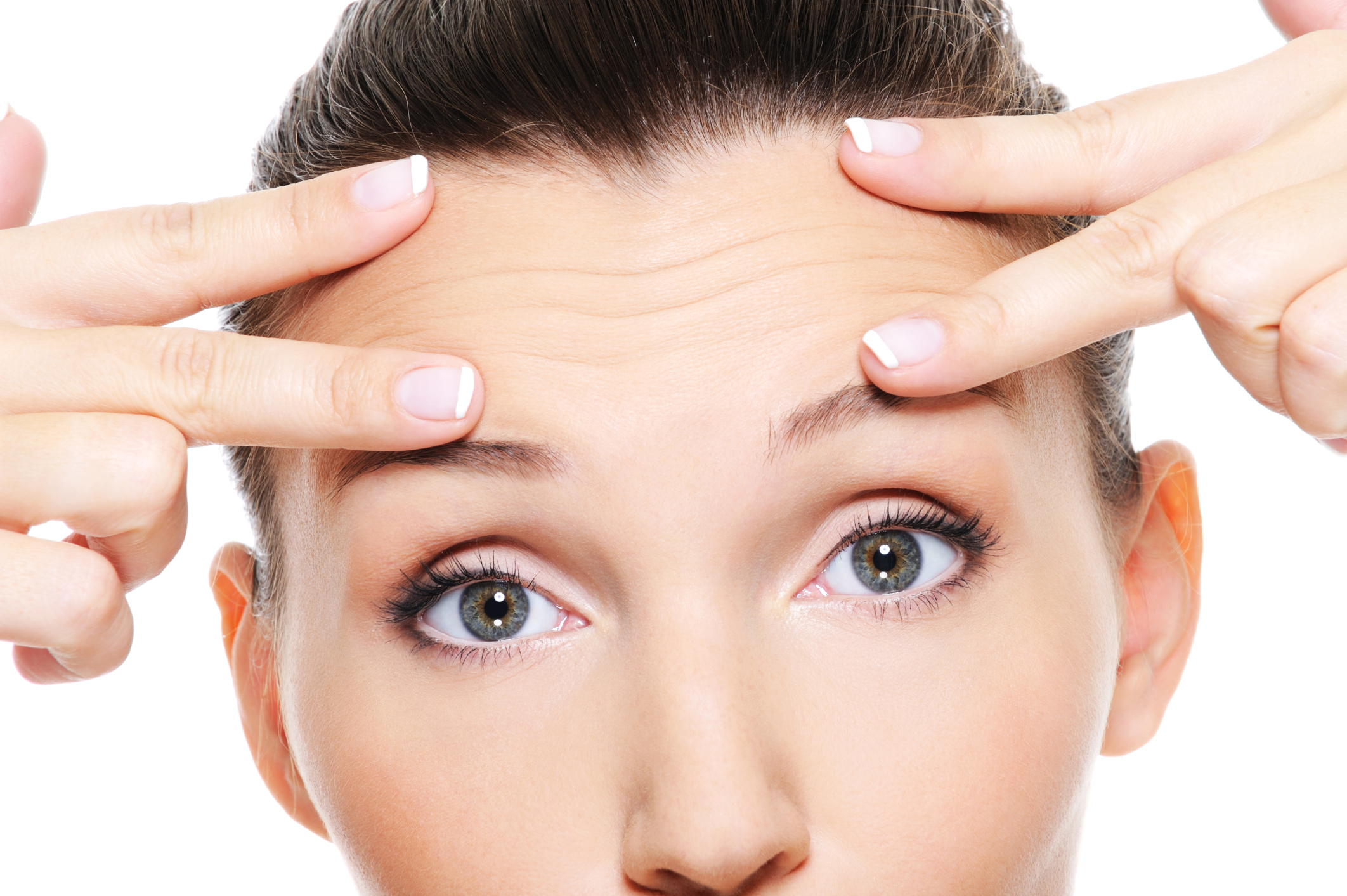 How to Get Rid of Frown Lines Without Botox | LEAFtv