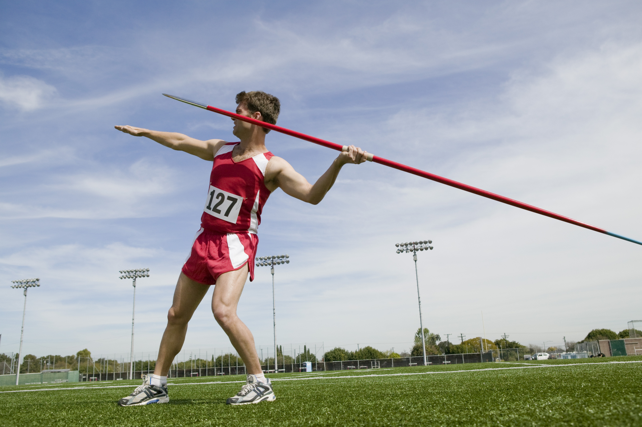 Describe The Sequence Of Arm Muscle Movements In Throwing A Javelin Livestrong Com