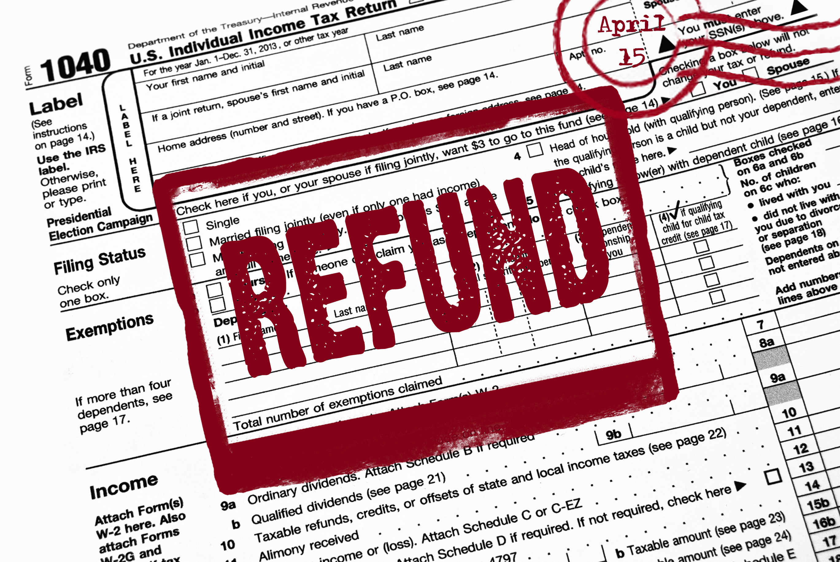 How to Find Out If a Federal Tax Return Has Been Processed | Pocketsense