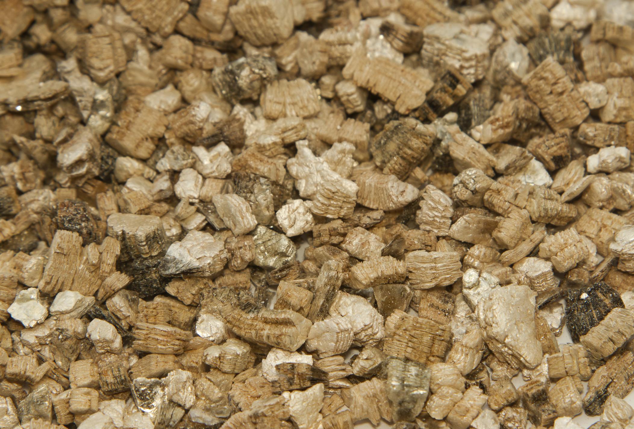 What Is Vermiculite Sciencing