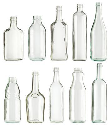C mo taladrar un agujero en una botella de vidrio ehow for Botellas de cristal ikea