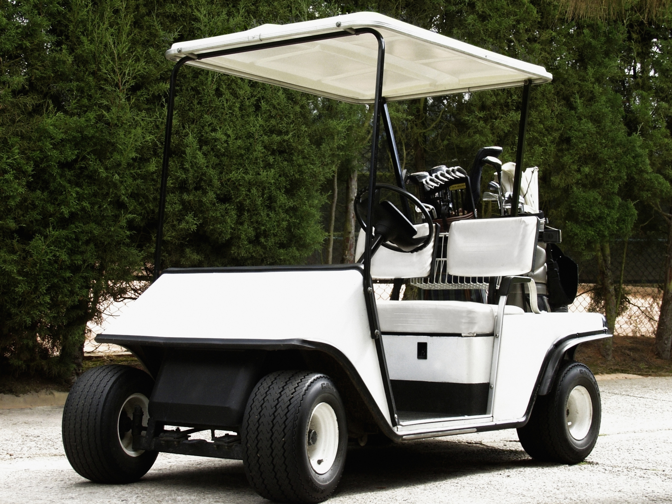 Speed Adjustments for the EZ Go Golf Cart