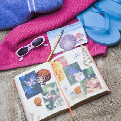 Creativity and imagination are the only limits on your scrapbooking.