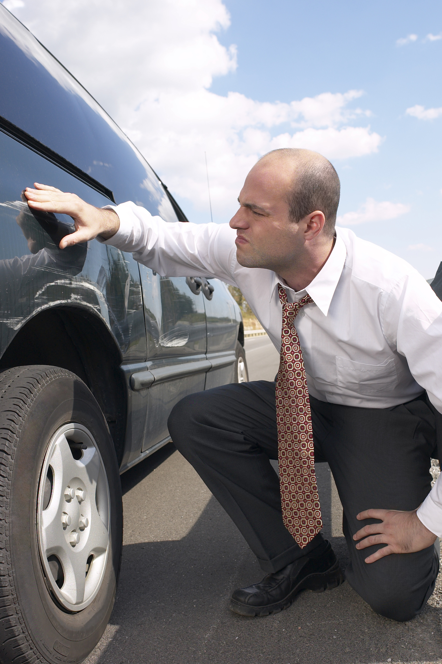 What To Do About That Fender Bender