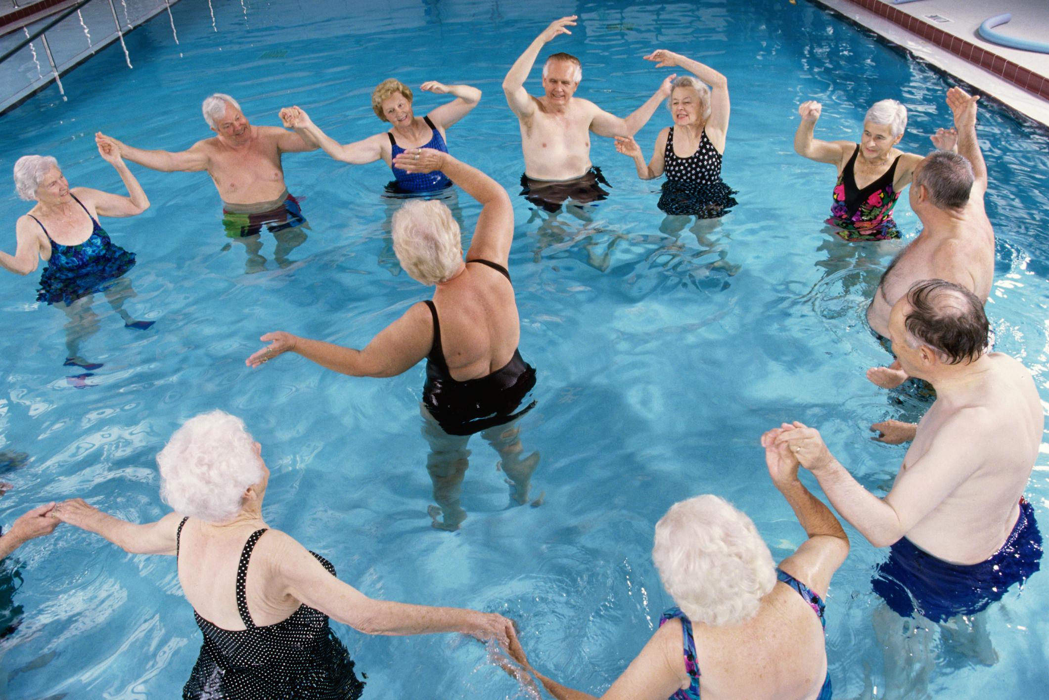 Senior fitness instructor certification livestrong xflitez Images