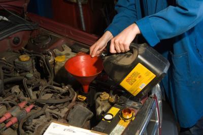 Especificaciones de los fluidos de la Toyota 4Runner ...