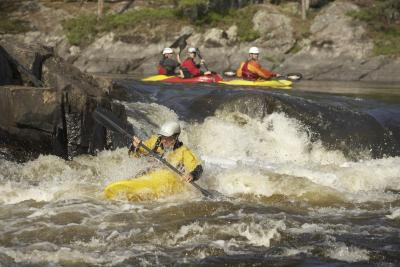 Types Of Coast-to-coast Kayaks Used | LIVESTRONG.