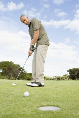 how to practice your putting at home