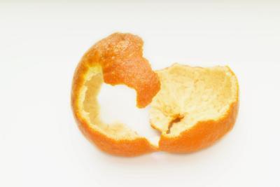 Eating Peel of Orange Orange Peels Have Nutrients