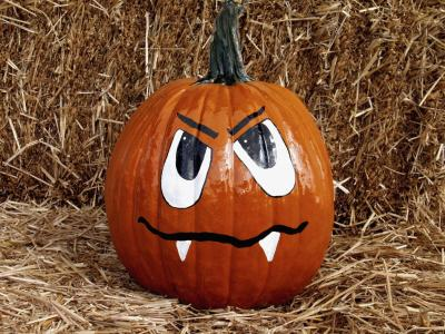 How To Decorate A Pumpkin With Markers Home Guides Sf Gate
