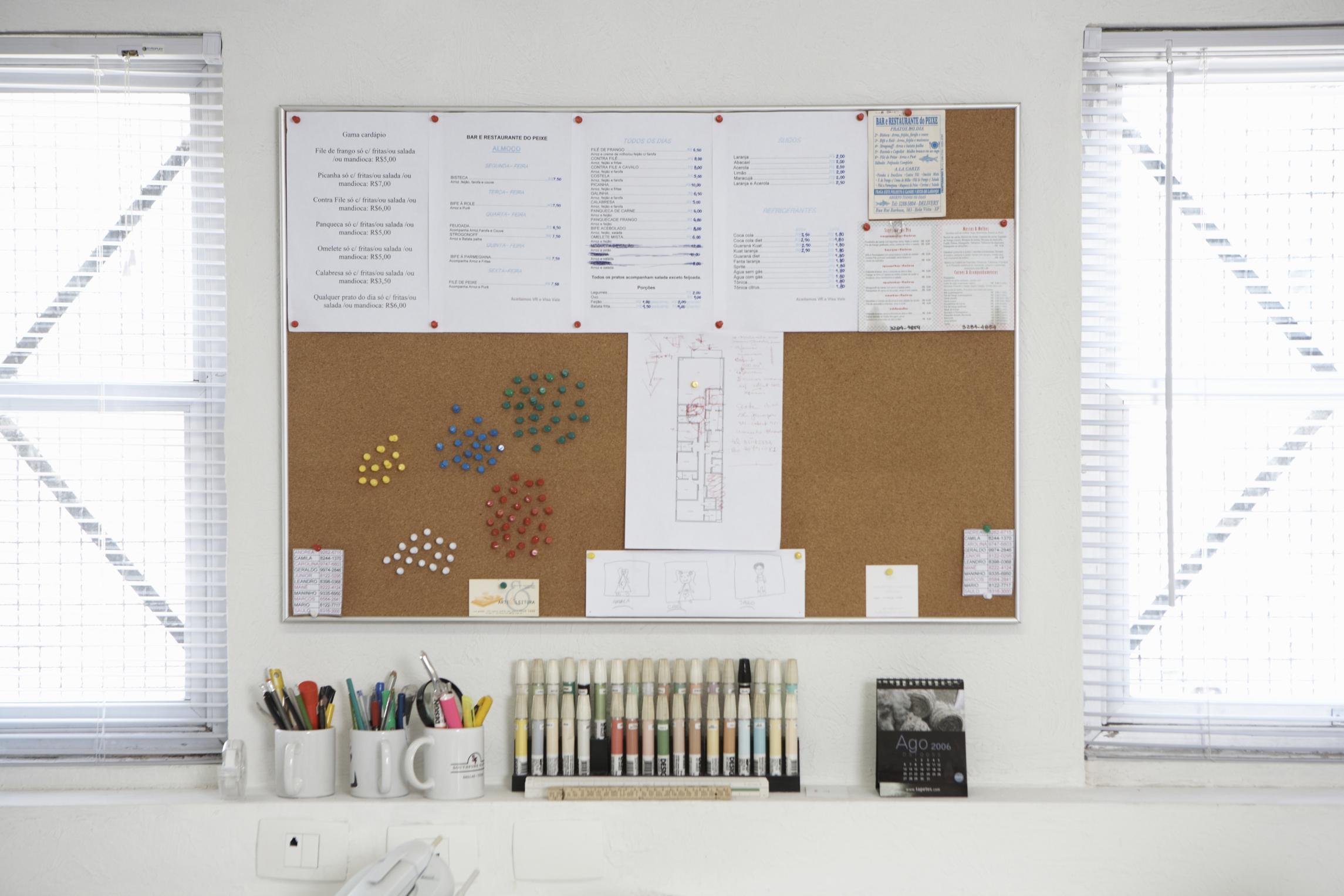 bulletin board ideas for work