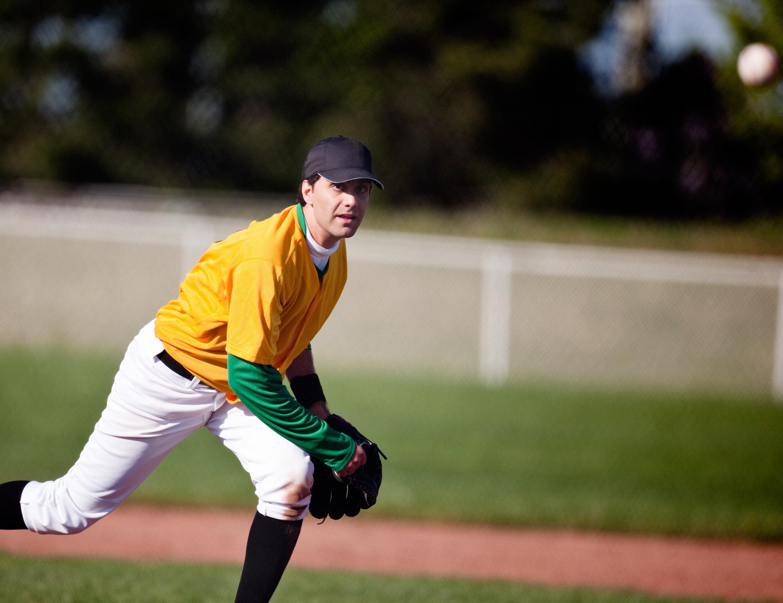 Left Handed Batter Vs  a Right Handed Pitcher