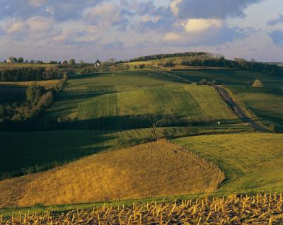 Landforms in Maryland   Getaway Tips