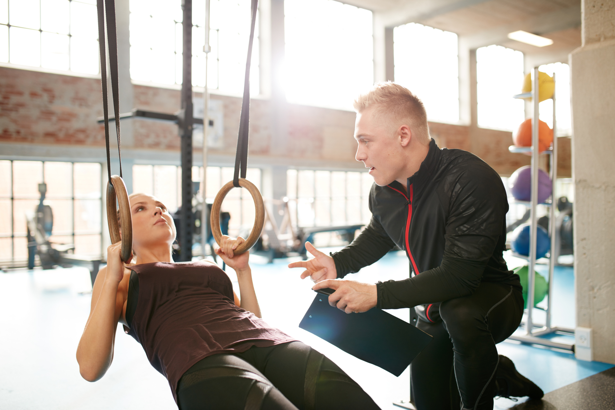Personal trainer history livestrong xflitez Gallery