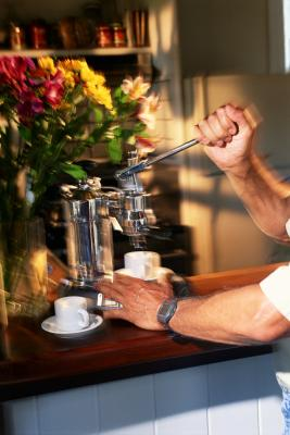 espresso machine technician