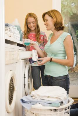how many gallons does a washing machine use