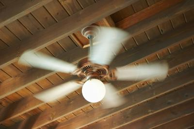 How To Tighten A Loose Ceiling Fan Home Guides Sf Gate