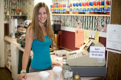 Browse Teen Jobs Cashier Customer 8