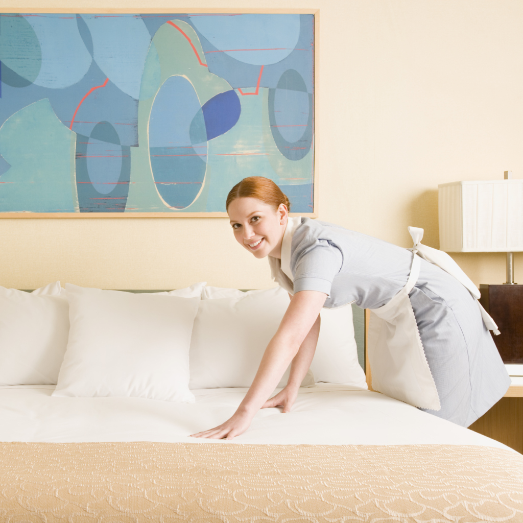 job requirements for hotel housekeeping