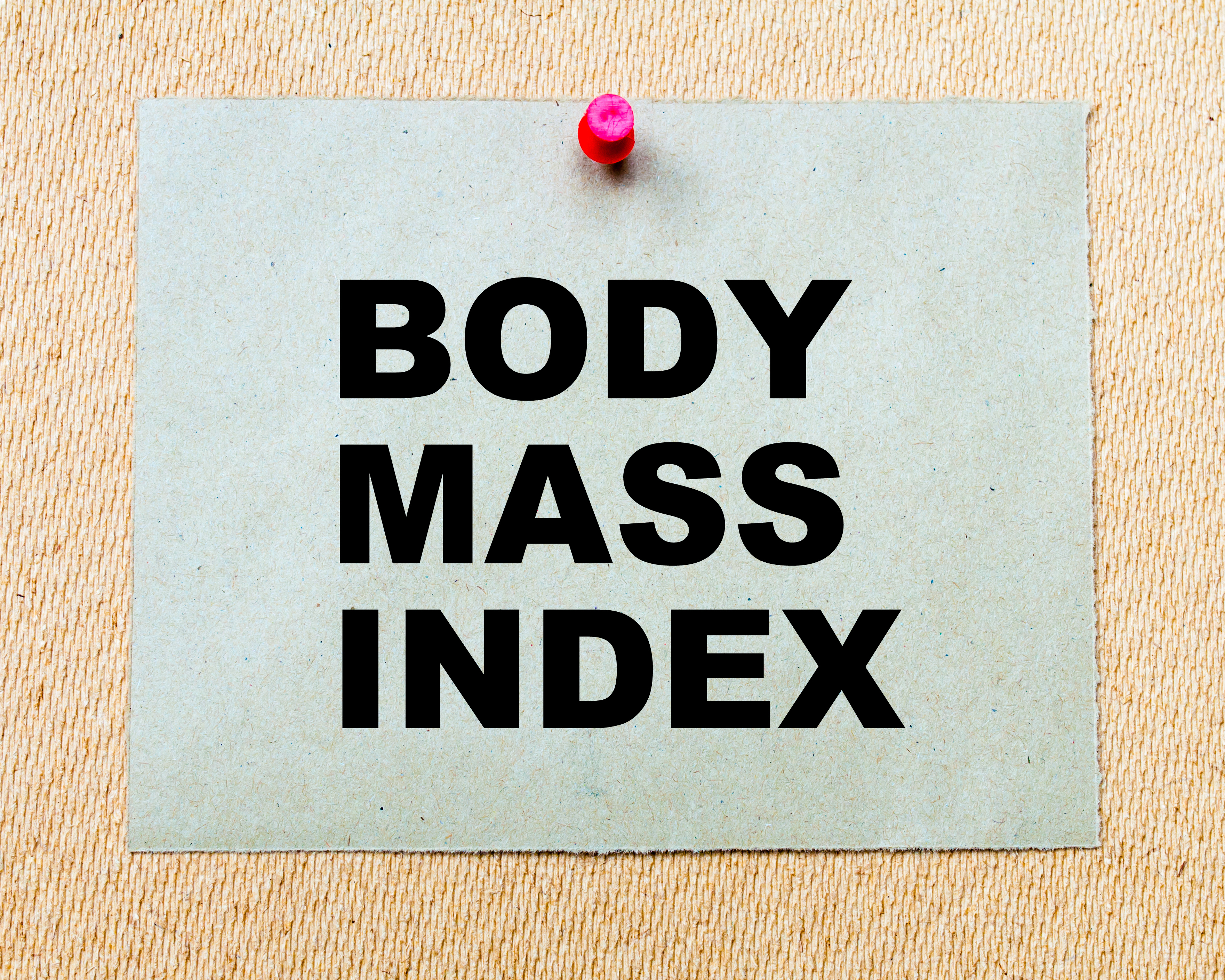 The Average Bmi By Age Livestrong