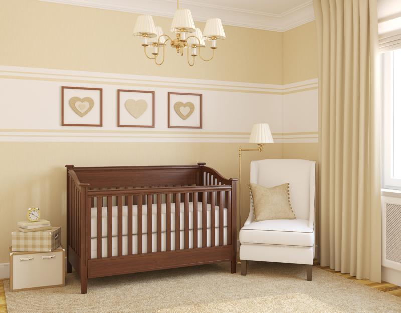 cost of furnishing a nursery home guides sf gate. Black Bedroom Furniture Sets. Home Design Ideas
