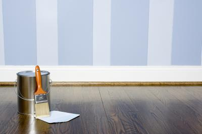 How to make stripes with flat paint semi gloss and tape - Exterior paint flat or semi gloss ...