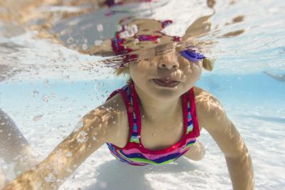 parents children relationship in swimming lesson and Infant/toddler survival swim lessons learn to swim group lessons  and allow  the children to build a relationship, parents are not allowed on the pool deck.