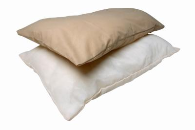 why do pillows get yellow stains home guides sf gate. Black Bedroom Furniture Sets. Home Design Ideas