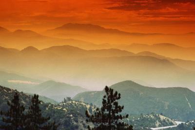 San Bernardino California Campgrounds Near Lake Gregory