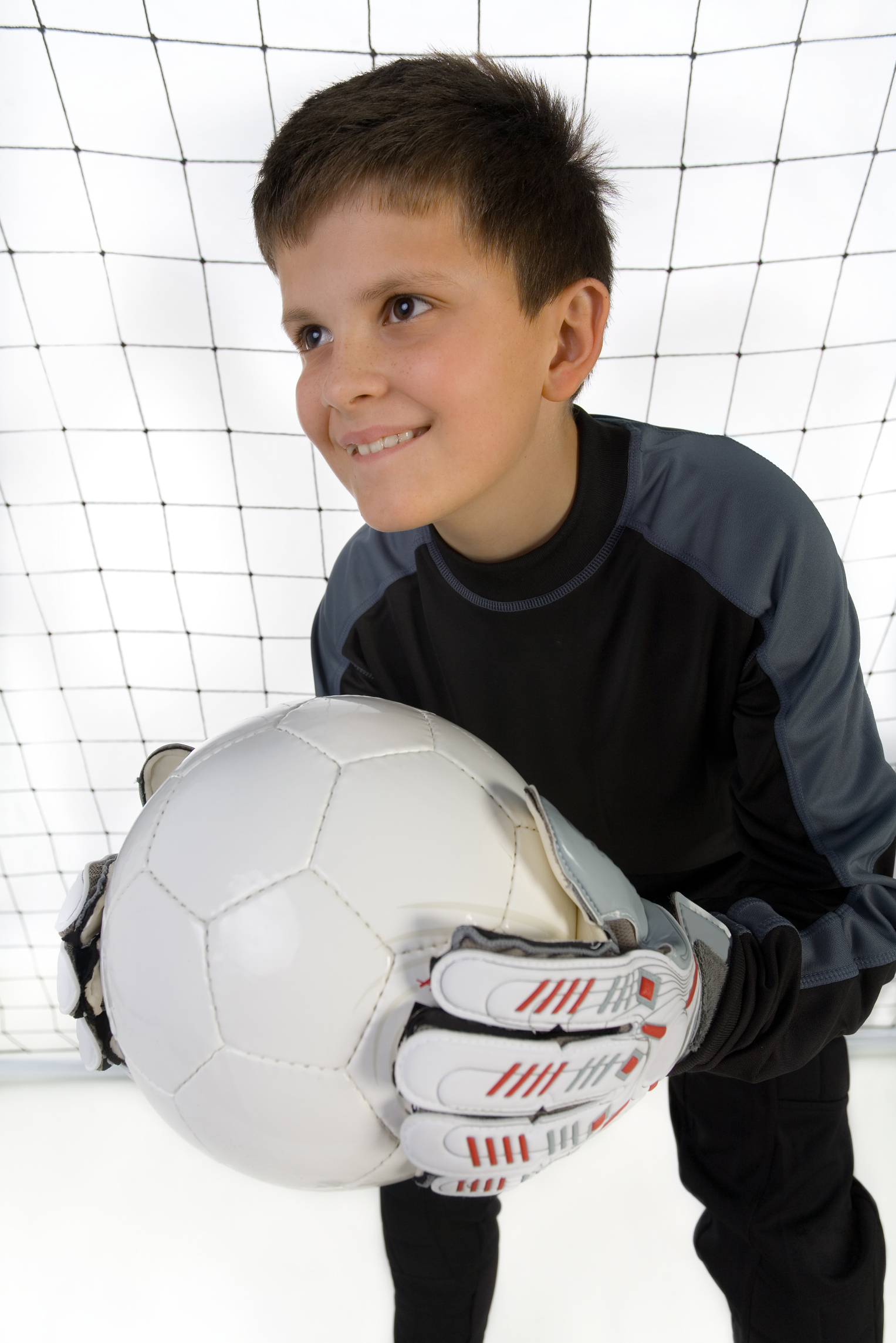 How To Determine Children S Hand Size For Goalie Gloves Healthfully