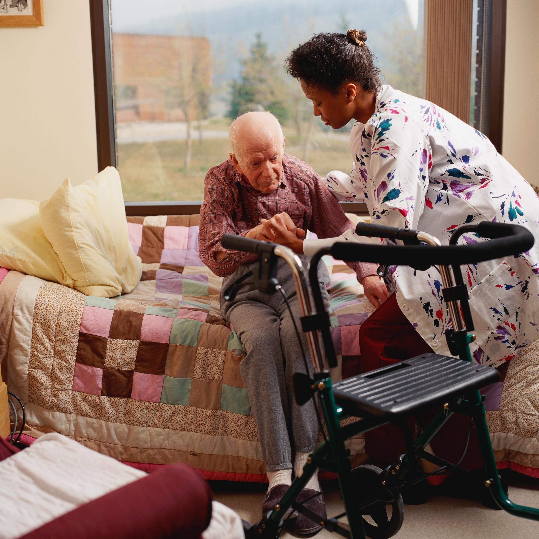awesome nursing home marketing plan.  The Role of a Nurse in Nursing Home Chron com