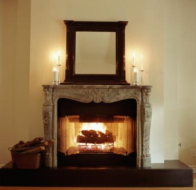 how to make decorative wooden fireplace screens ehow uk