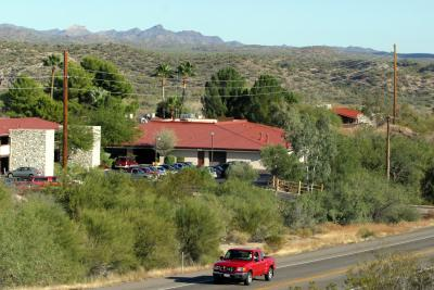 Campgrounds In Wickenburg Arizona